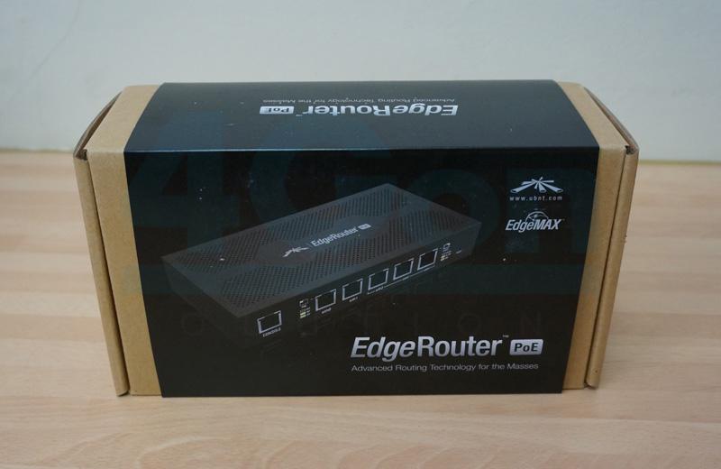 EdgeRouter PoE Box