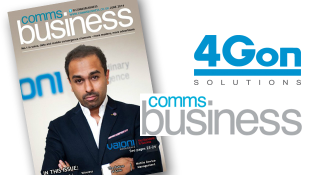 4Gon Discuss development of the 802.xx standards for wireless connectivity with Comms Business Magazine