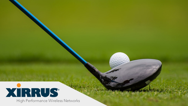 Xirrus supply Ryder Cup 2014 with Access Points and Arrays throughout the entire Gleneagles site