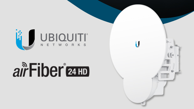 First Look at the Ubiquiti airFiber AF-24HD