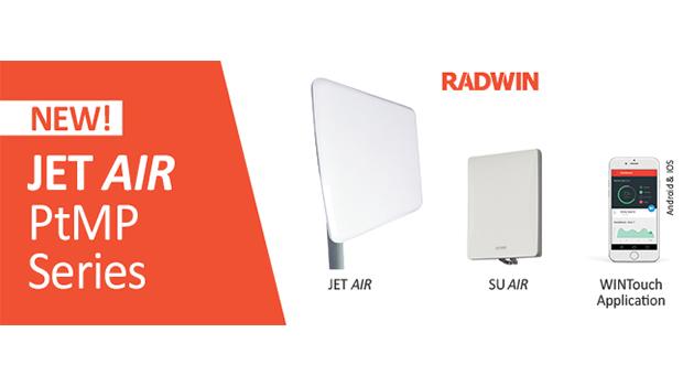radwin-jet-air-ptmp-series